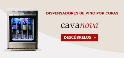 dispensadores de vino por copas cavanova