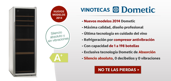 vinotecas dometic 2014