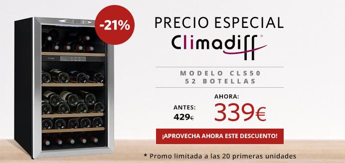 oferta_vinoteca_cls50_climadiff