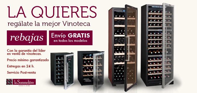 Vinotecas en oferta