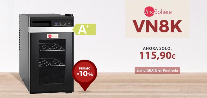 vinoteca vn8k oferta