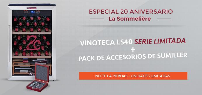 vinoteca l240 edicion limitada