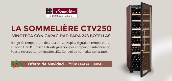 Vinoteca CTV250