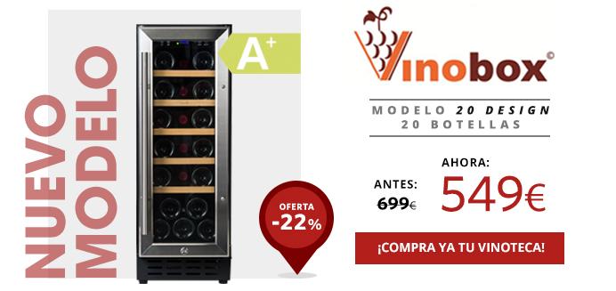 Vinobox 20 design