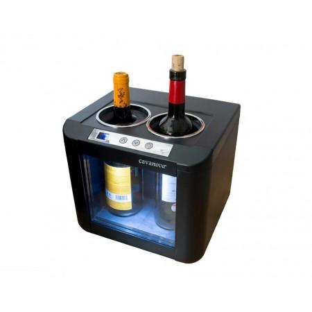 Enfriador de vino horizontal 2 botellas ow002 - Fotos de vinotecas ...