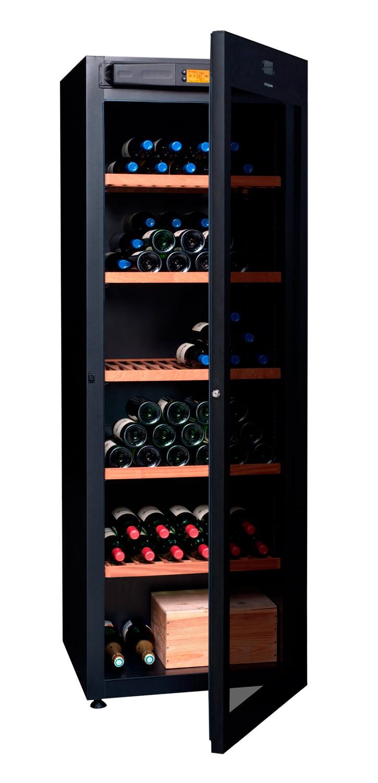 Vinoteca 264 botellas dvp265g triple zona de temperatura - Vinoteca 2 temperaturas ...