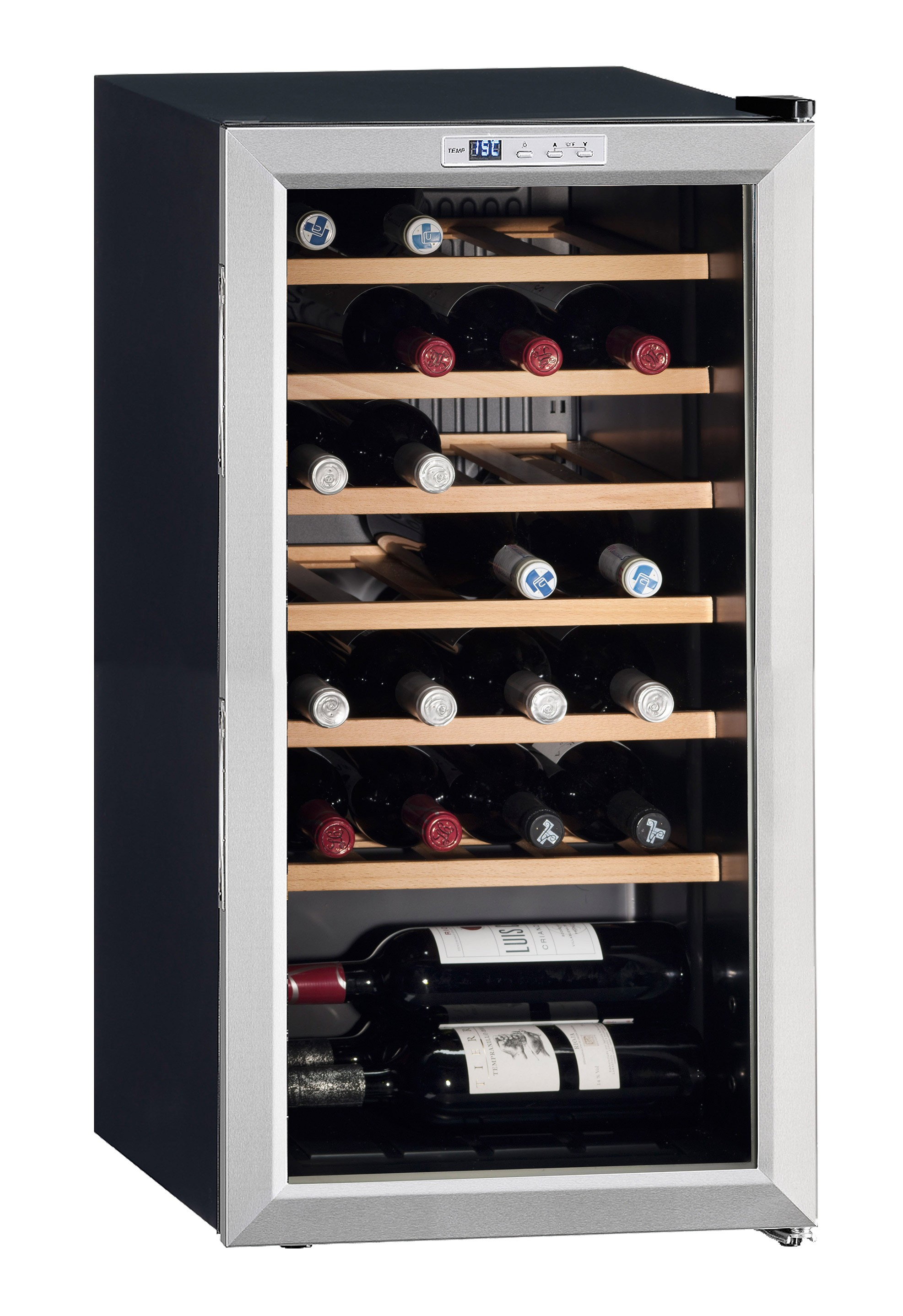 Vinoteca monotemperatura para 28 botellas innobar - Fotos de vinotecas ...