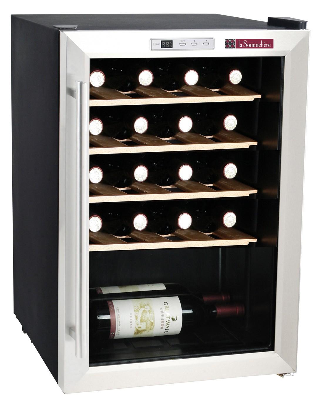 Vinoteca 20 botellas ls20b bandejas de madera - Vinotecas de madera ...