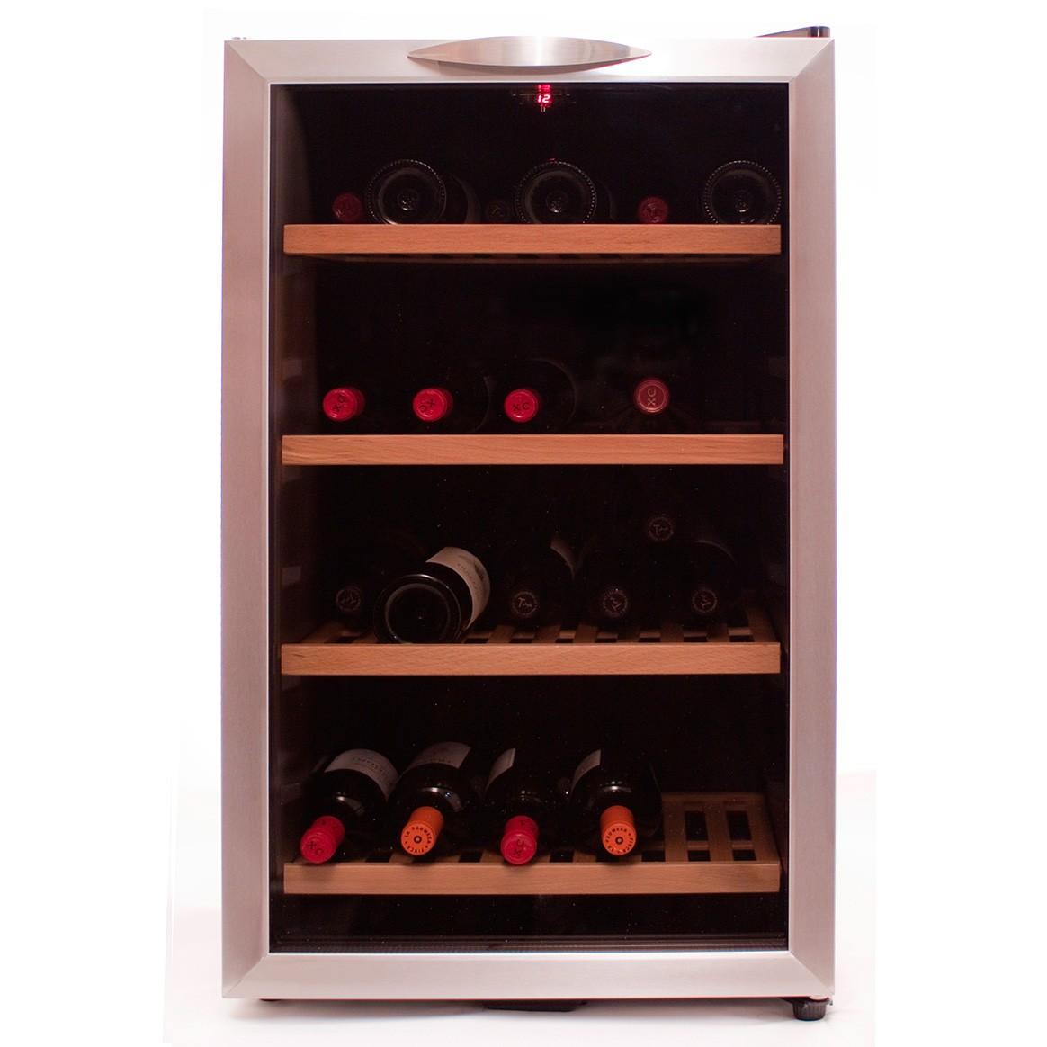 Vinoteca 40 botellas 40gc 1t - Vinotecas de madera ...