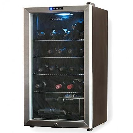 Vinoteca 28 botellas CV028C