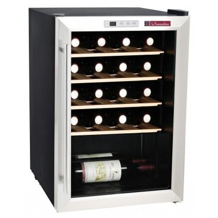 Vinoteca 20 botellas LS20B Bandejas de madera