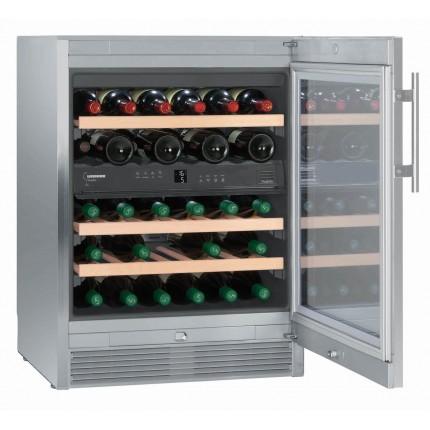 Vinoteca 34 Botellas Liebherr WTes 1672 doble temperatura