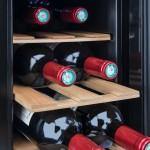 Vinoteca 6 botellas H.Koenig age6wv detalle bandejas