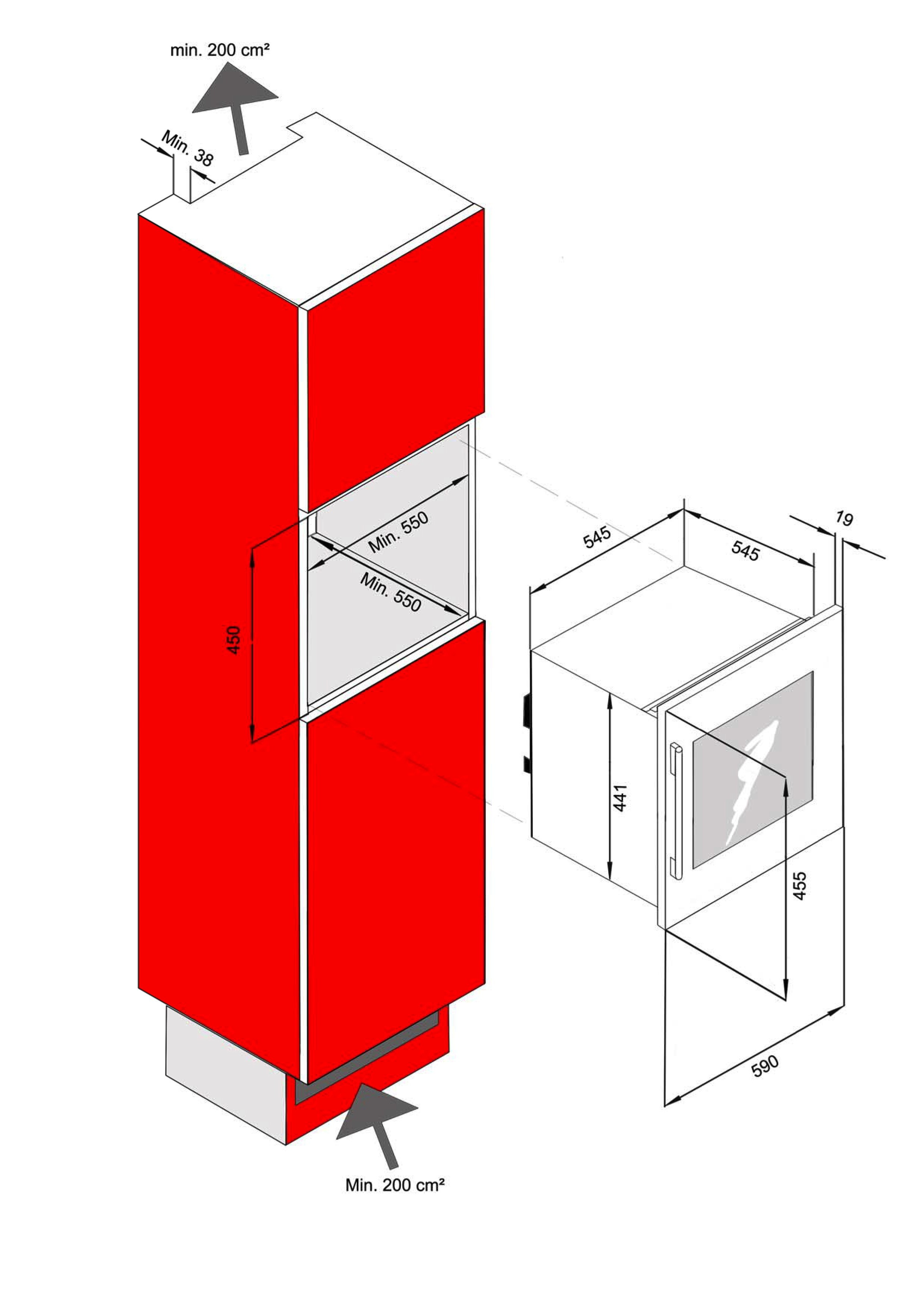 vinoteca de compartimento nico para 24 botellas avintage av24xi 1 wine cooler. Black Bedroom Furniture Sets. Home Design Ideas
