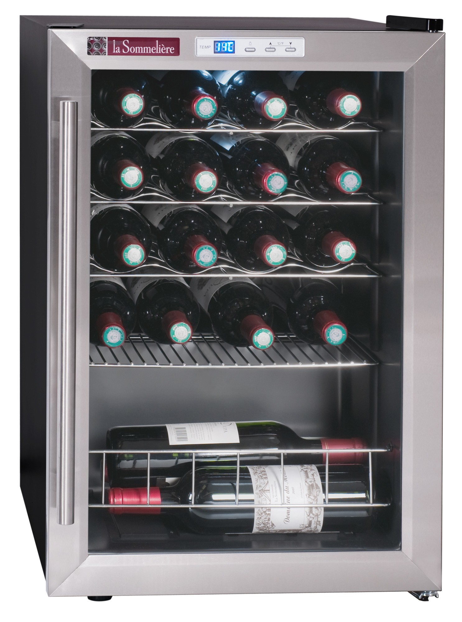 vinoteca vinosphere ls20 wine cooler. Black Bedroom Furniture Sets. Home Design Ideas