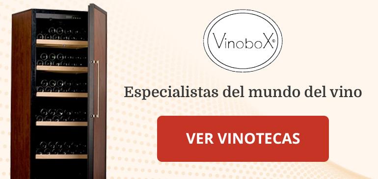 Vinotecas Vinobox. Especialistas del mundo del vino