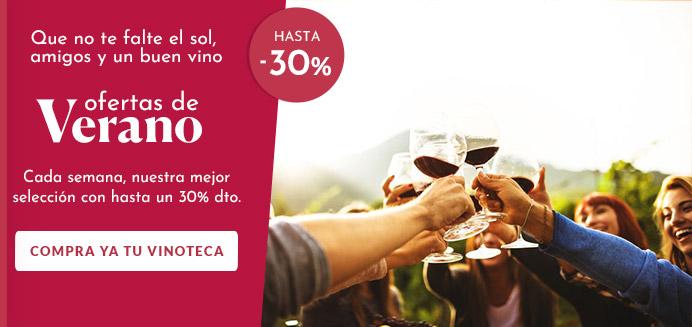 Vinotecas especial verano