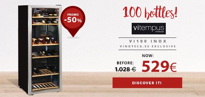 Vi100 inox On offer
