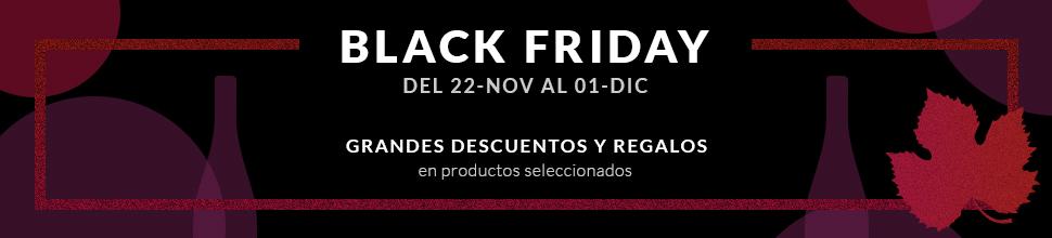 Vinotecas grandes Black Friday