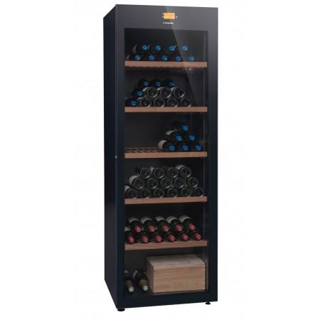 vinoteca 264 Botellas DVP265G Triple zona de temperatura cerrada botellas