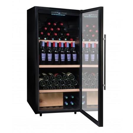Vinoteca 160 botellas climadiff pclv160 abierta