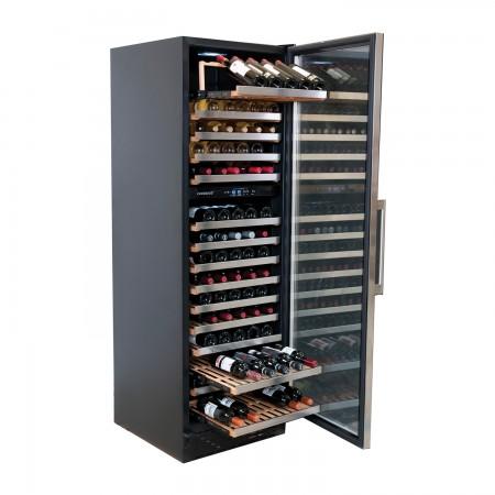 Vinoteca 168 botellas CV168 abierta