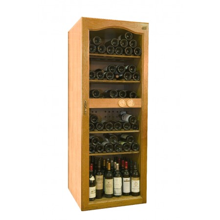 Vinoteca 190 botellas Royal Caveduke