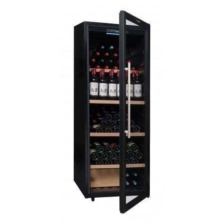 Vinoteca 204 botellas climadiff pclv205 llena semiabierta