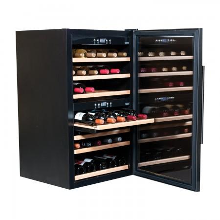 Vinoteca 66 botellas CV066-2T