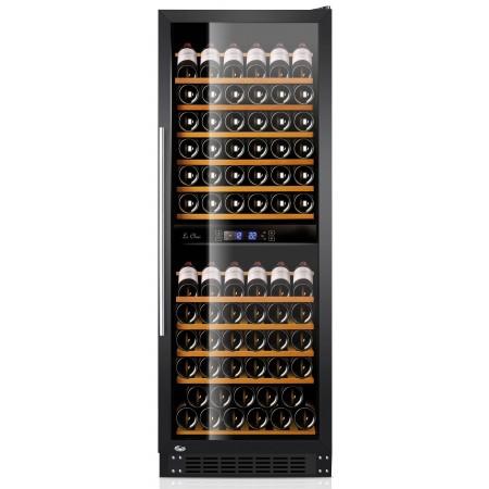 Vinoteca 97 botellas PRO91BA negro