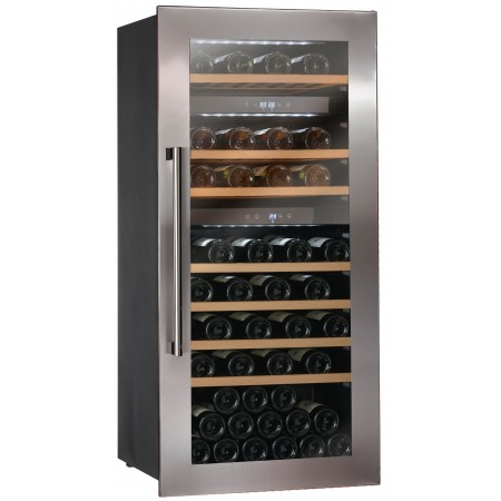 Vinoteca Avintage 81 botellas AV93X3ZI/1 encastrable columna triple zona temperatura