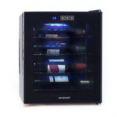 Vinoteca 4 botellas CV0040P cerrada