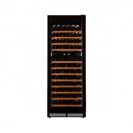 Vinoteca Pevino EVO 140 botellas PE120D-HHB Negro Multitemperatura 2