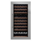 Vinoteca encastrable 70 botellas mQuvée WineKeeper 70D Stainless