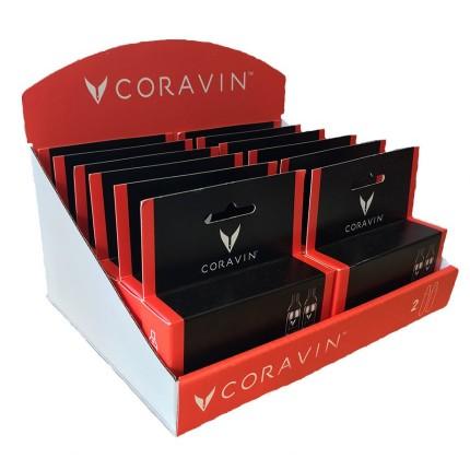 Coravin 2 cápsulas pack