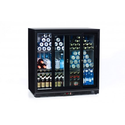 Mueble expositor de bebidas, vinos y cavas Cavanova 200 litros FB03