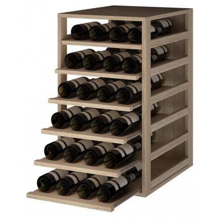 Botellero Godello Arganza 42 botellas ER2565