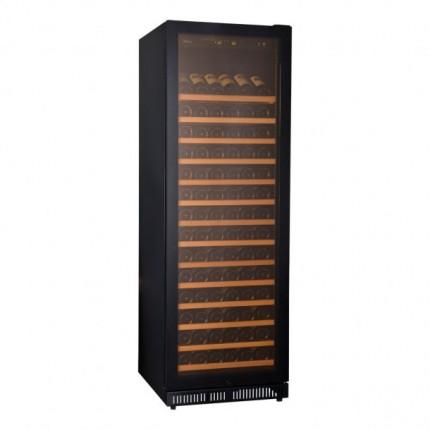 Vinoteca Pevino EVO 220 botellas PE168S-HHB Negro - cerrada