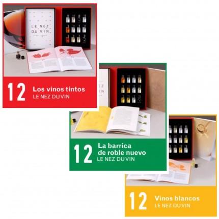 Set Premium Degustación Le Nez du Vin