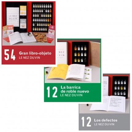 Set Premium Enólogo Le Nez du Vin