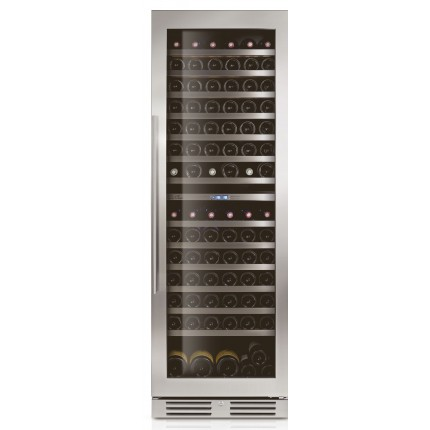Vinoteca encastrable 141 botellas LB1540 inox