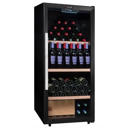 Vinoteca 160 botellas CPW160B1 cerrada