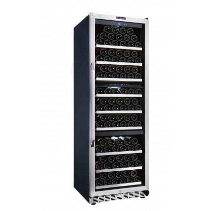 Vinoteca triple zona 166 botellas La Sommeliere MZ180TZ