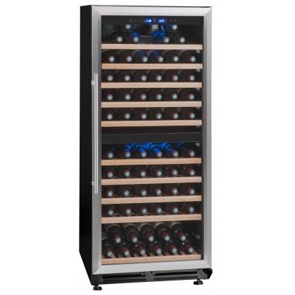 vinoteca 110 botellas La Sommeliere TR2V120 abierta