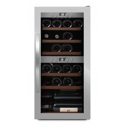 Vinoteca 24 botellas mqvee wine expert 24i