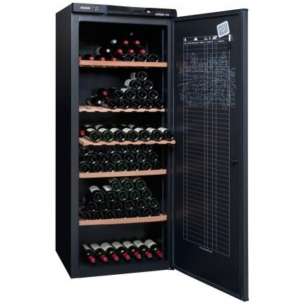 Vinoteca 294 botellas AV306 A+ Avintage abierta con botellas