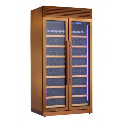 vinoteca-320-botellas-pevino-h320f-1t-g-oro-rosa