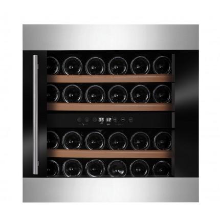 Vinoteca 34 botellas mQuvée WINEMASTER 36D Modern