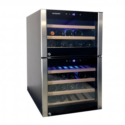 Vinoteca 35 botellas CV045-2T