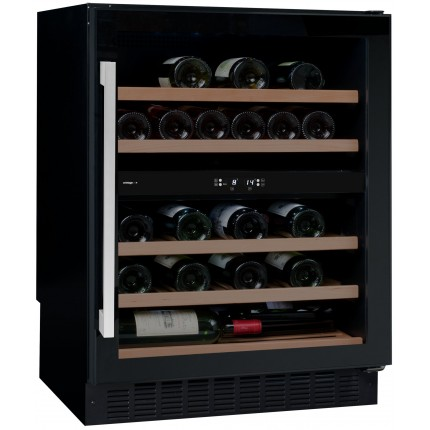 Vinoteca 50 botellas Avintage AVU53CDZA lateral llena